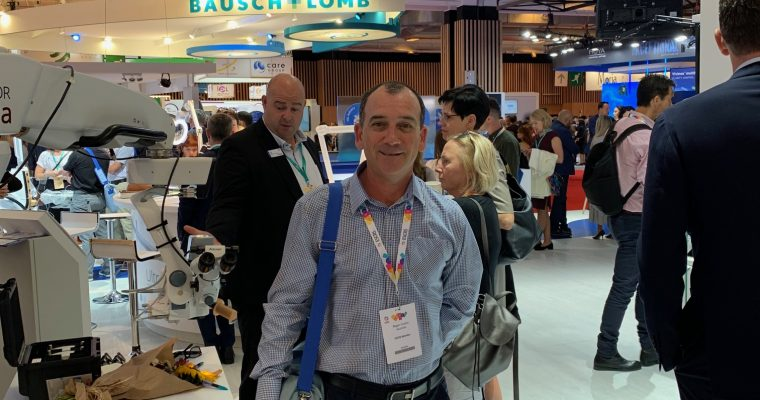 Madison Day Surgery Attends Annual ESCRS Conference