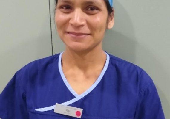 New Graduate Nurse