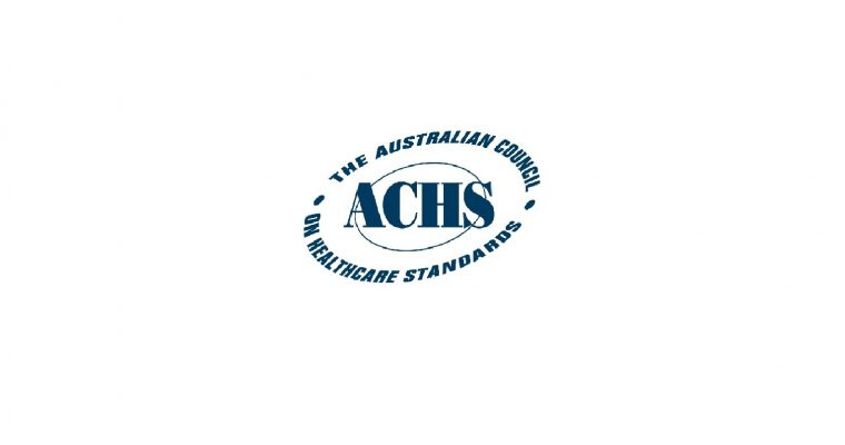 Successful ACHS National Standards Accreditation Survey